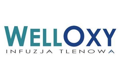 logo wellooxy - infuzja tlenowa