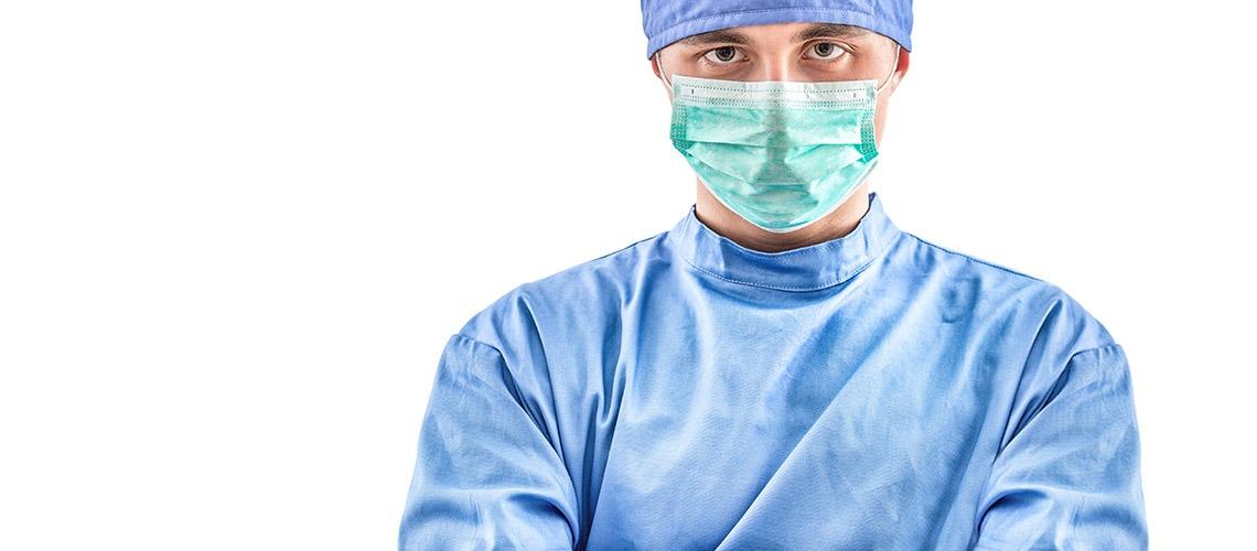Bezpieczna wizyta u trychologa, bezpieczny lekarz